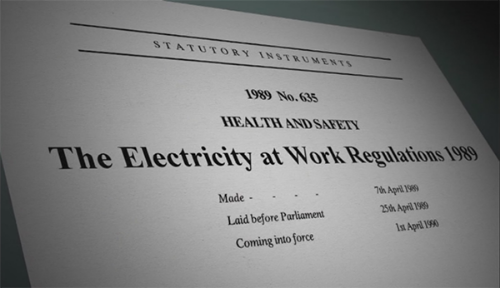 Picture of Electricity at Work 2014