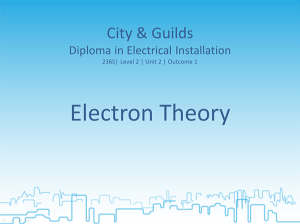 Picture of Lessons for Diploma in Electrical Installations (Electrical Principles)