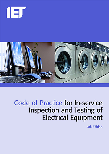 Picture of Code of Practice for In-service Inspection and Testing of Electrical Equipment (4th Edition)