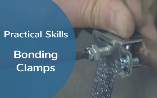 Picture of Practical Skills - Bonding Clamps
