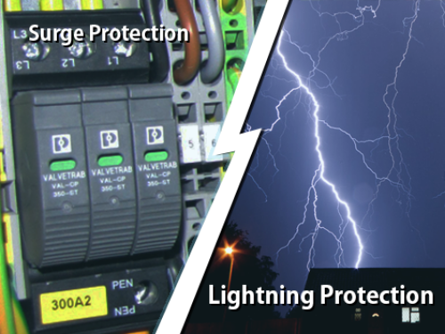 Picture of Lightning & Surge Protection Bundle - Private Licence
