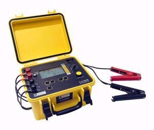 Picture for category Low Resistance Ohm Meters