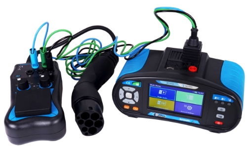 Picture of EV Kit 3 (MI 3152 Standard Set & A 1532 EVSE Adapter)